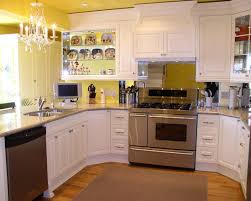 gallery 28 white small. Small Kitchens With White Cabinets Beautiful Design Ideas 28 Kitchen Gallery