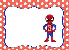 Spiderman Birthday Invitation Templates Free Spiderman Party Invitation Template Atlasapp Co