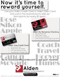 debit credit card rewards