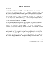 Fundraiser Cover Letter - Free Letter Templates Online - Jagsa.us