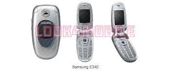Samsung E340 - Eigenschaften ...