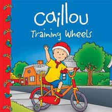 caillou wheels icon