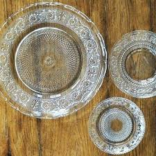 colored glass dinner plates dishes set best dinnerware sets on living clear plate coloured material