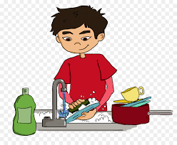 boy washing dishes clipart. Beautiful Clipart Child Eveu0027s Pudding Sponge Clip Art  Wash Dishes Intended Boy Washing Dishes Clipart