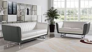 Modern Sofa Sets For Living Room Modern Leather Sofas Contemporary Living Room Furniture Zuri