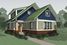 Amazing signature craftsman exterior other elevation plan with narrow bungalow house plans