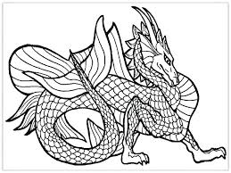 free printable dragon coloring pages for adults. Simple Adults Cool Dragon Coloring Pages Realistic Free  Printable  On Free Printable Dragon Coloring Pages For Adults E