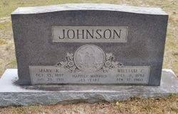 William Carey Johnson (1894-1960) - Find A Grave Memorial