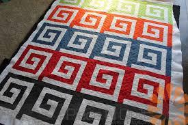 Piece N Quilt: Twisty - Modern One-Block Quilts & Twisty - Modern One-Block Quilts Adamdwight.com
