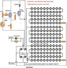 circuit diagram the wiring diagram led street light circuit diagram