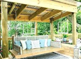 outdoor floating bed daybed porch swing hanging plans patio swings for round outdoor floating bed