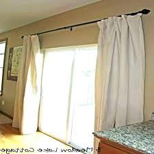 patio curtain rods sliding patio door ds glass door curtains sliding glass door dry rods sheer