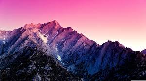 4K Mountain Wallpapers on WallpaperDog