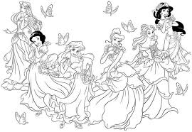 Small Picture disney coloring pages free printable cinderella coloring pages for