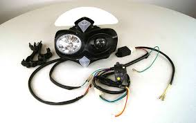 pit bike headlight kit with voltage regulator klx110 crf50 drz70 Crf50 Pit Bike Wiring pit bike headlight kit with voltage regulator klx110 crf50 drz70 crf70 dirt ebay 50Cc Pit Bike