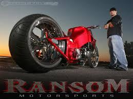 custom builder ransom motorcycles motorcycle usa