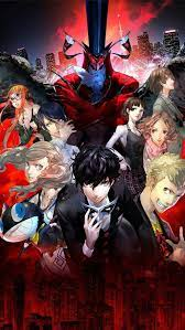 Persona 5 iPhone Wallpapers - Top Free ...