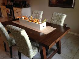 chic dark wood dining table apartments cool dark wood pottery barn small dining tables with
