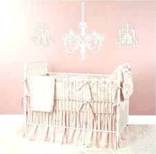baby nursery chandelier for baby girl nursery room custom crystal