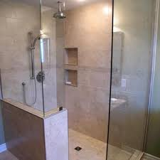 walk in shower lighting. Large Rain Modern Shower Design Ideas With Chic Lighting Fixture Also Visible Bathroom Walk-in Remodeling Tile Walk In