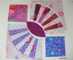 263 best circle and curved quilts images on Pinterest | Pattern ... & Curved piecing part 2 Adamdwight.com