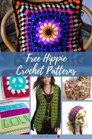Free Hippie Crochet Patterns Unique Decorating Ideas