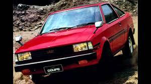 Toyota Corolla Levin Coupe TE71 '03 1979–07 1981 - YouTube