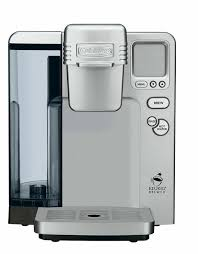 how to use a cuisinart keurig coffee maker