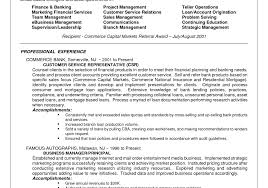 Banking Resume Examples Example Resume Investment Banking