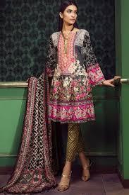 Contrast Dress Design 2018 Khaadi Latest Summer Lawn Dresses Designs Collection 2018