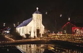Acadiana Lights Christmas At Acadian Village