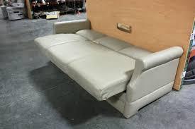 rv furniture used rv flexsteel tan vinyl jack knife sleeper sofa for jack knife couch flip type where to jack knife sleeper sofas where to