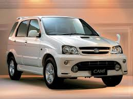 Toyota Cami 1.3 AT 4WD specifications and technical data ...