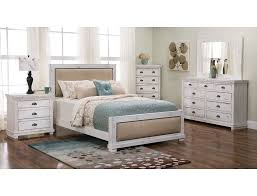 Slumberland | Willow Collection - White | Addison's Room | White ...