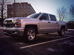 All Chevy chevy 1500 leveling kit : Picked up my 2014 Chevy Z71 yesterday. Leveling kit already ...