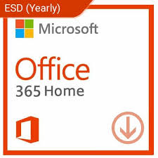 Microsoft Office 365 Pricing Microsoft Office 365 Home 6 Users Yearly Subscription Esd