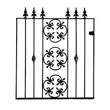 cromwell metal garden gate 3ft high