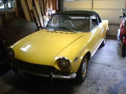 Al3shia 1972 Fiat Spider Specs, Photos, Modification Info at CarDomain