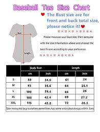 Vessel Size Chart Womens Baseball Tee Pirate Vessel On Swirled Waves S Xxl This Is For Size Small T Shirt Casual Blouse