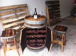 furniture made from wine barrels. Furniture Made From Wine Barrels A