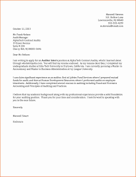 53 Awesome Cover Letter For College Student Document Template Ideas
