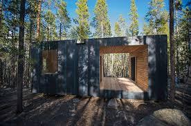 COBS Year-Round Micro Cabins / Colorado Building Workshop,  Jesse Kuroiwa