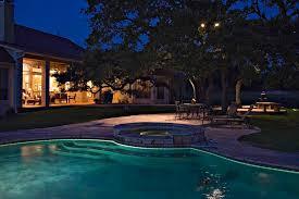 san antonio pool and spa lighting designs