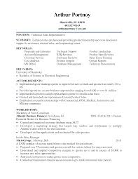 Sales Engineer Resume Template