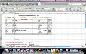 excel checkbook formula automated excel checkbook register filter transactions youtube