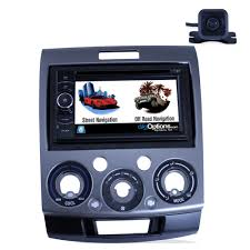 Android Mazda BT-50 and Ford Ranger 06-11 GPS Bluetooth GPS Car ...