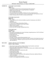 Inventory Controller Resumes Inventory Control Clerk Resume Samples Velvet Jobs S