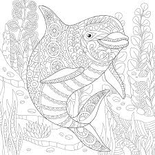 Adult Coloring Pages Zentangle Doodle Coloring