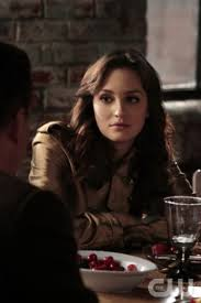 blair s hair is almost always curly and she is rarely seen with a curl out of place