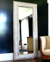 tall floor mirror. Giant Floor Mirror Tall Image Diy .